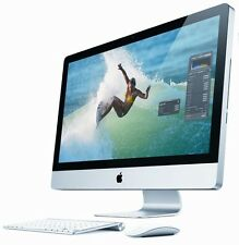 "Apple Imac A1312 27"" widescreen AIO Desktop PC I3 3.2GHZ 8GB 1TB OSX El captain"