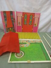 Vintage 1970 Mattel Barbie Surprise House parts girl accessories 4282 toy play