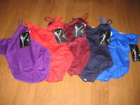 New Motionwear Women / Child CAMISOLE DANCE LEOTARD 5 colors to choose from 2516