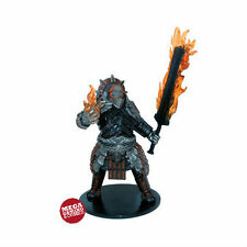 D&D Miniatures Fire Giant (Flaming Sword) #27 Storm King's Thunder