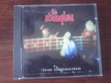 THE STRANGLERS THE SESSIONS CD 1995 CASTLE COMMUNICATIONS ROCK COMPILATION PUNK