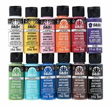 FolkAr Promofaod Outdoor Acrylic Paint Set