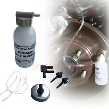 Brake Bleeder Kit Small Automotive Bottle Bleeding Kit with Magnet One Man Jobs