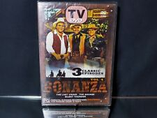 Bonanza Volume 4 - 3 Classic Episodes DVD Video NEW/Sealed
