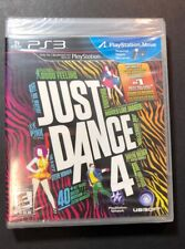 Just Dance 4 (PS3) NEW