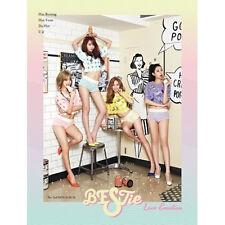 BESTIE - [LOVE EMOTION] 2nd Mini Album CD + Photocard +Postcard K-POP Sealed