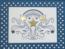 Stampin' Up! Birthday Blast Clear Mount Stamp Set ~ NEW