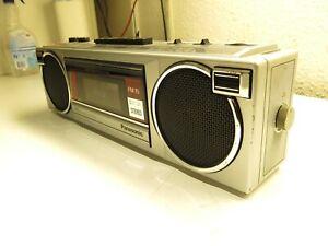 Panasonic RX-FM15L - kleiner Ghettoblaster - Radio Kassette