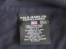 Men's Polo Jeans Co 1967 Ralph Lauren Short Sleeve Shirt Size XXL