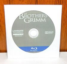 The Brothers Grimm - Disc Only (Blu Ray)
