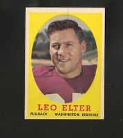 11911* 1958 Topps # 25 Leo Elter Ex-Mt