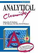 Analytical Chemistry, , Very Good Book