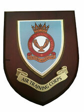 ATC Air Training Corps Regiment Wall Plaque