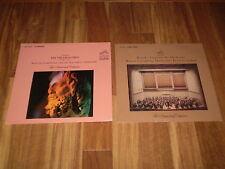 classique 2 LP LOT 2 orig. NUANCé chien + Leinsdorf Boston sym. G 3071