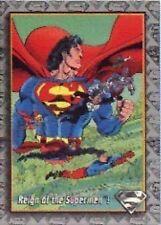 the Return of Superman Card set MINT Skybox 1993