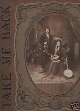 MICHAEL CASSIDY & VIRGINIA JOHNSTON - TAKE ME BACK  LP