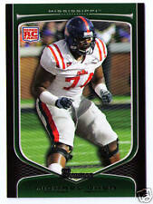 Michael Oher rookie football card BLIND SIDE BLINDSIDE