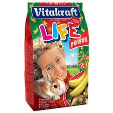 Vitakraft Life Power para Conejos Enanos - 1,8kg -futter Conejos