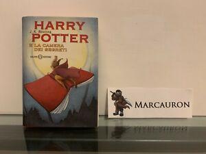 Harry Potter e La Camera Dei Segreti Salani Prima Edizione Settembre 1999