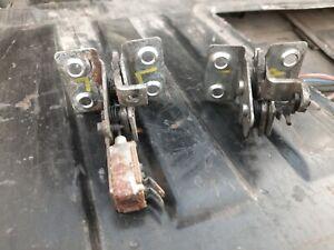 81-87 Chevy K5 Blazer Tailgate Latches