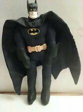 MICHAEL KEATON BATMAN 1989 PLUSH PREOWNED APPLAUSE