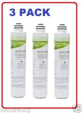 3 pack of  Pentek QC10-CBRR GENUINE  Water Filter