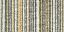 Crucial Trading Striped Biscayne Lemon BS105 Grey Yellow Carpet Rug 180x215cm -%