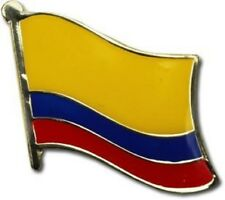 Colombie Drapeau Du Pays Vélo Moto Chapeau Bonnet Épinglette