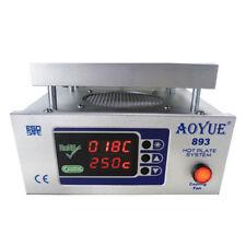 Aoyue 893 Hot Plate system sistema di reballing a piastra riscaldata
