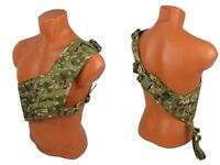 Vest Modular army tactical paintball multicam airsoft chest rig molle bandolier