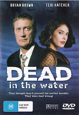 DEAD IN THE WATER Bryan Brown DVD - All Zone - New - PAL