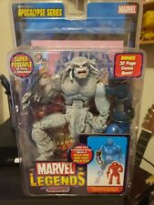 Sasquatch Marvel Legends (White/Grey Variant) Apacalypse Series Action Figure