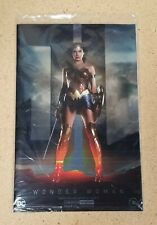 DC WONDER WOMAN #31 NYCC EXCLUSIVE SEALED GAL GADOT COVER FOIL