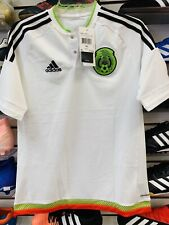 Adidas FMF Mexico White Soccer Jersey Size Youth XL NWT