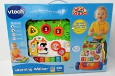 NEW VTech Toddler Sit-to-Stand Learning Walker Baby Educational Activity Toy