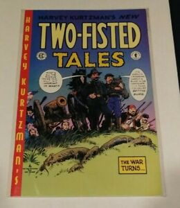 THE NEW TWO-FISTED TALES #2 - Mint - (1993, Dark Horse Comics) - Harvey Kurtzman