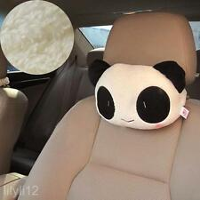 New Travel Pillow Animal Design Soft Plush Head Neck Auto Car Sleeping Pad Mat