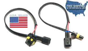 2X Matsushita OEM HID conversion ballast to aftermarket wire wires PLUG N' PLAY