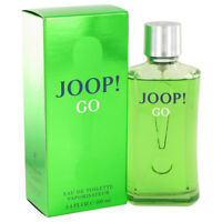 Joop Go by Joop! 3.4 oz 100 ml EDT Cologne Spray for Men New in Box