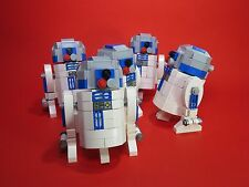 LEGO MOC R2-D2 building instructions ONLY