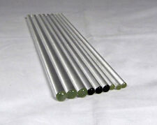 GLASS ROD - solid rod 9 Pieces BOROSILICATE PYREX 6,8 & 10mm lab mixed BLOWING