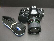 Vivitar V3800N camera 28-70mm lens MINT minus  35mm with strap