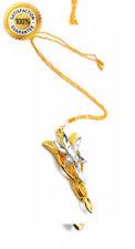Color Oro-Lotr Señor De Los Anillos Hobbit Arwen evenstar collar colgante