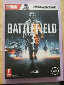 BATTLEFIELD 3 - OFFICIAL GAME GUIDE
