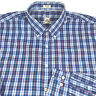 Peter Millar Mens Button Down Long Sleeve Plaid Shirt | Size XLT