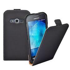 Taschen und Schutzhüllen aus Leder für Samsung Galaxy S5