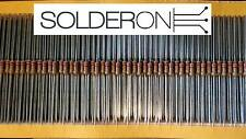 CR25 0.25W 12K Ohm (12K) Carbon Film Resistor (25 Pieces)