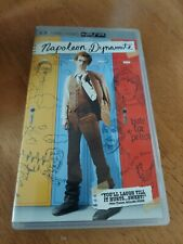 Napoleon Dynamite (Sony PSP UMD Video, 2005) Complete Comedy Movie TESTED
