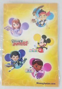 New D23 Expo 2015 Disney Junior Logo Pin on Card
