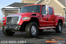 2008 International Harvester MXT 4X4 NAVISTAR MVU